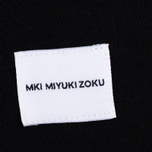 MKI Miyuki-Zoku Mix Logo Men's T-Shirt Black photo- 3