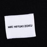 Мужская футболка MKI Miyuki-Zoku Mix Logo Black фото- 3