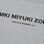 Мужской лонгслив MKI Miyuki-Zoku Spring Summer 17 Grey фото- 5