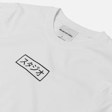 Мужская футболка MKI Miyuki-Zoku Studio Box White фото- 1