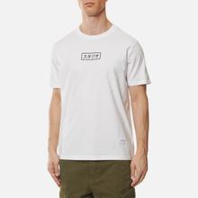Мужская футболка MKI Miyuki-Zoku Studio Box White фото- 2