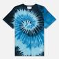 Мужская футболка MKI Miyuki-Zoku Tie Dye Deep Sea фото - 0