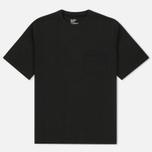 Мужская футболка Mt. Rainier Design Pocket Black фото- 0