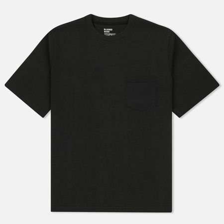 Мужская футболка Mt. Rainier Design Pocket Black
