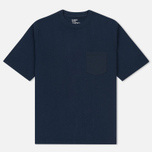 Мужская футболка Mt. Rainier Design Pocket Dark Navy фото- 0