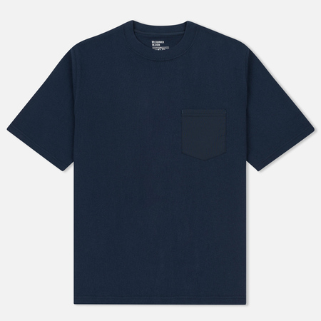 Мужская футболка Mt. Rainier Design Pocket Dark Navy