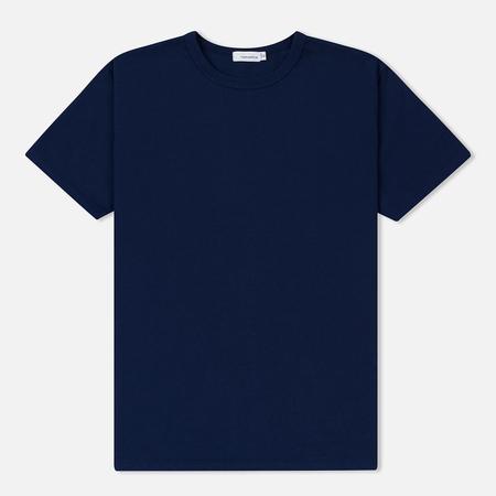Мужская футболка Nanamica Coolmax Jersey Navy