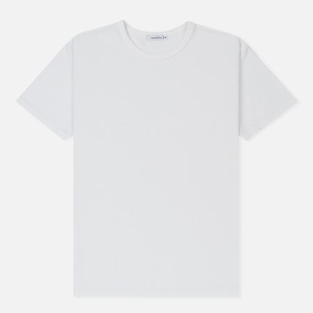 Мужская футболка Nanamica Coolmax Jersey White