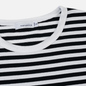 Мужская футболка Nanamica Coolmax St. Jersey Black/White фото - 1