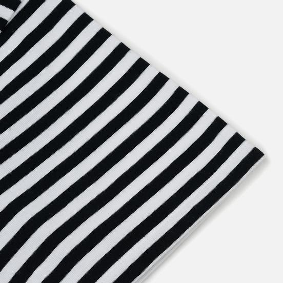 Мужская футболка Nanamica Coolmax St. Jersey Black/White
