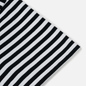 Мужская футболка Nanamica Coolmax St. Jersey Black/White фото - 2