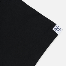 Мужская футболка Nanamica Nanamican H/S Graphic 1 Black фото- 3