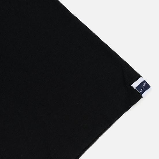 Мужская футболка Nanamica Nanamican H/S Graphic 2 Black