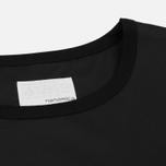 Мужская футболка Nanamica Wind Crew Neck Black фото- 1