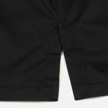 Мужская футболка Nanamica Wind Crew Neck Black фото- 4