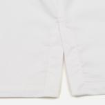 Мужская футболка Nanamica Wind Crew Neck White фото- 4