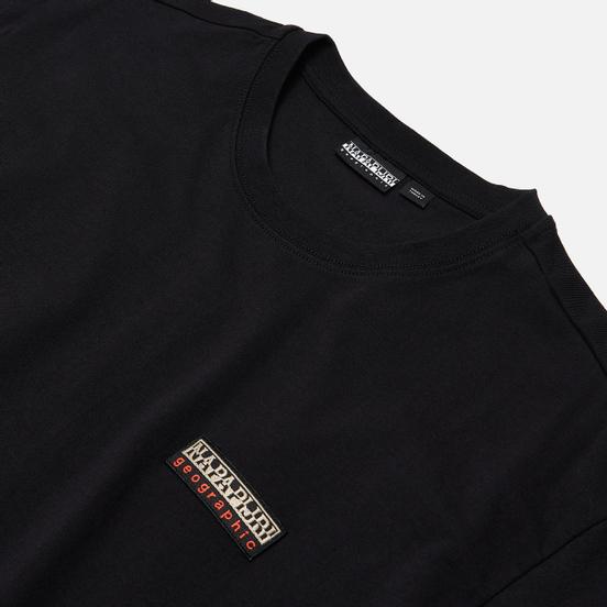 Мужская футболка Napapijri Sase 1 Black