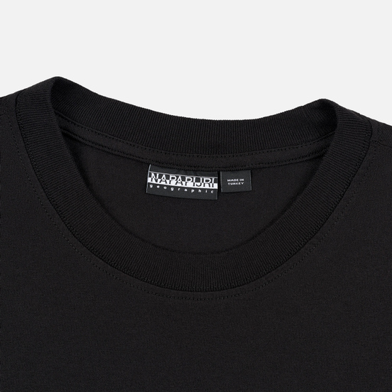 Мужская футболка Napapijri Sase Black
