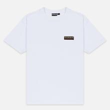 Мужская футболка Napapijri Sase Bright White фото- 0