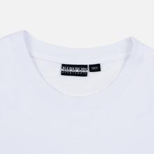 Мужская футболка Napapijri Sase Bright White фото- 1