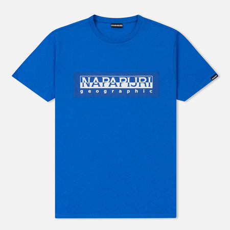 Мужская футболка Napapijri Sele Direct Blue