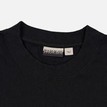 Мужская футболка Napapijri Serber Black фото- 1