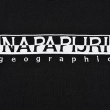 Мужская футболка Napapijri Serber Black фото- 2
