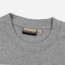 Мужская футболка Napapijri Serber Grey фото- 1