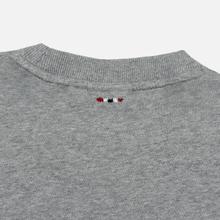 Мужская футболка Napapijri Serber Grey фото- 4
