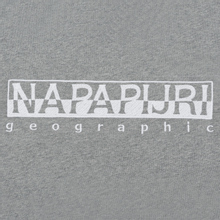 Мужская футболка Napapijri Serber Grey фото- 2