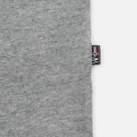 Мужская футболка Napapijri Serber Grey фото- 3
