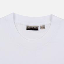 Мужская футболка Napapijri Sibu Bright White фото- 1