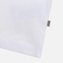 Мужская футболка Napapijri Sibu Bright White фото- 3