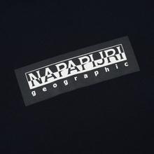 Мужская футболка Napapijri Simbai The Tribe Selection Blue Marine фото- 2
