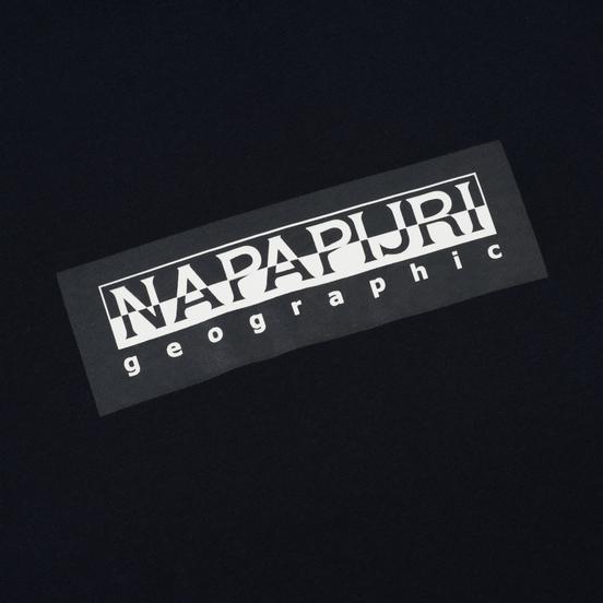 Мужская футболка Napapijri Simbai The Tribe Selection Blue Marine