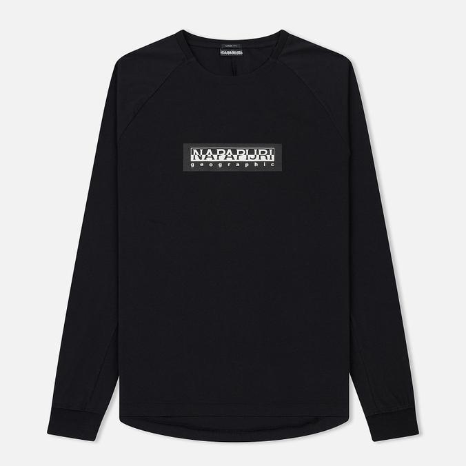 Мужская футболка Napapijri Simmy NS SP Black