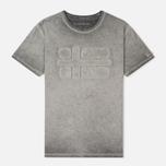 Мужская футболка Napapijri Slaj Dark Grey фото- 0