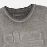 Мужская футболка Napapijri Slaj Dark Grey фото- 1