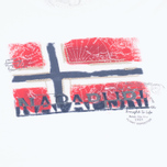 Мужская футболка Napapijri Sollas White фото- 2