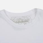 Мужская футболка Napapijri Sombre Crew Bright White фото- 1