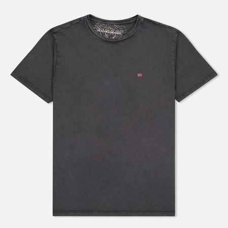 Мужская футболка Napapijri Sombre Crew Volcano