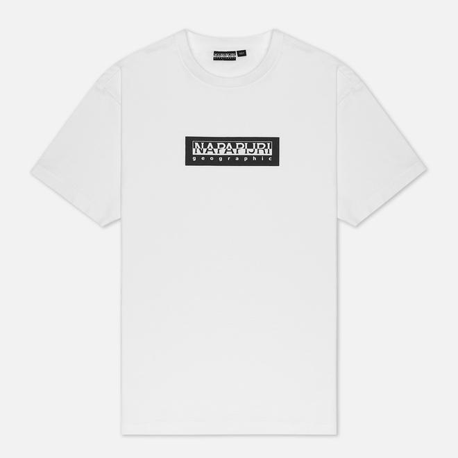Мужская футболка Napapijri Sox 1 Bright White