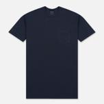 Мужская футболка Nemen Cotton Mako Deep Navy фото- 0