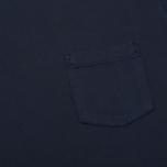 Мужская футболка Nemen Cotton Mako Deep Navy фото- 2