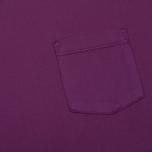 Мужская футболка Nemen Cotton Mako Deep Purple фото- 2