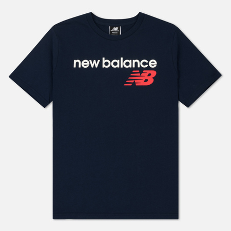 Мужская футболка New Balance Athletics Main Logo Pigment