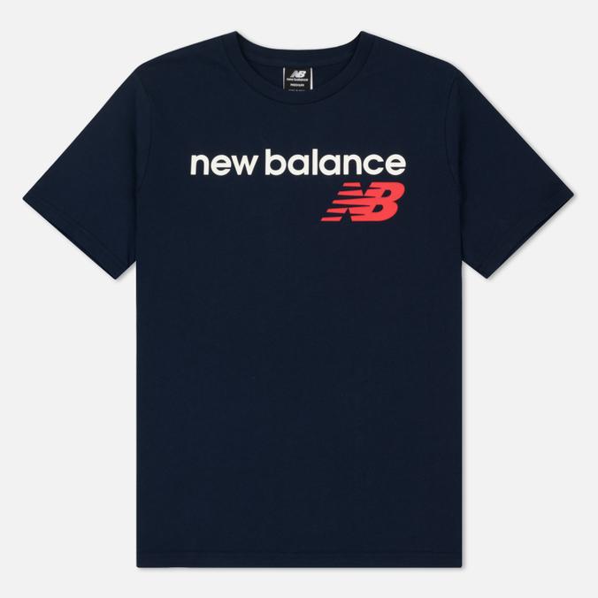 Мужская футболка New Balance Athletics Main Logo Pigment