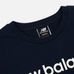 Мужская футболка New Balance Athletics Main Logo Pigment фото- 1