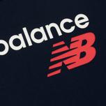 Мужская футболка New Balance Athletics Main Logo Pigment фото- 2