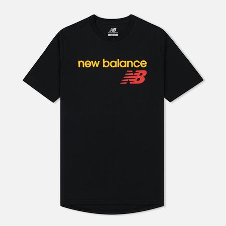 Мужская футболка New Balance Athletics WC Black